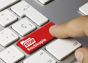 Stop Raubkopie