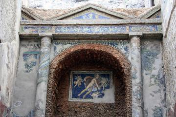 Pompeji-Mosaik