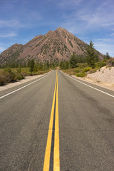 Black Butte Mountain Spring Hill Drive California USA
