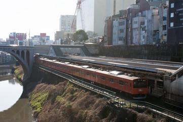2009年の御茶ノ水駅