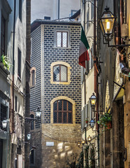 glimpse of Florence
