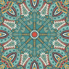 geometric ethnic tribal indian print
