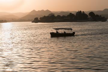 Udaipur, India Lake Pichola