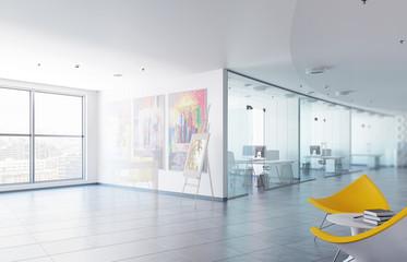 Büro-Neubau II (Einrichtung)