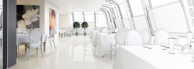 Penthouse Restaurant (panoramic)