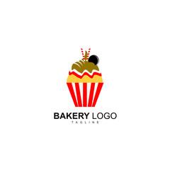Cake Bakery Vector Icon