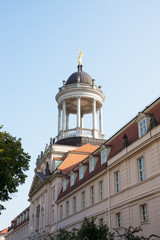 Grosses Militärwaisenhaus in Potsdam, Brandenburg