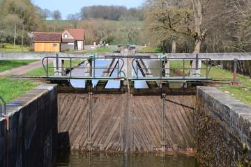 Canal de la Nièvre