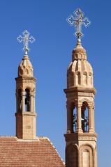 Mor Gabriel Monastery, Tur Abdin, Near Midyat, Mardin Province,
