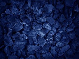 Coal mineral black