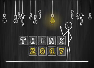 tmk glühbirne daumen think 2017 I