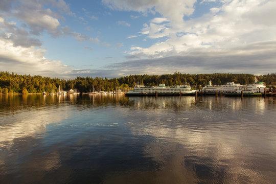 Bainbridge Island - Olympic Peninsula, Washington