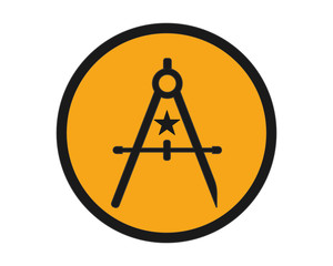 circle dividers icon