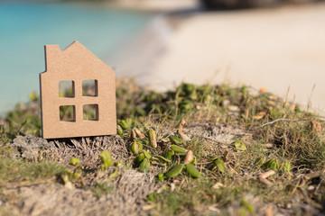 不動産 海沿いの一軒家イメージ