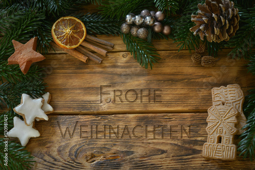 frohe weihnachten auf holz stockfotos und lizenzfreie. Black Bedroom Furniture Sets. Home Design Ideas
