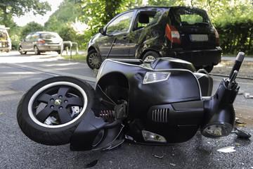 Roller-Crash