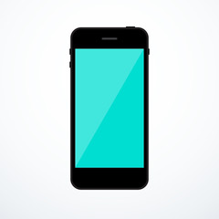 Vector smart phone. Smart phone icon