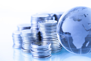 Money around world