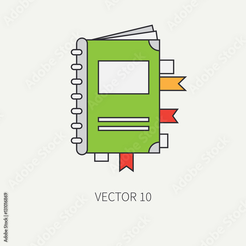 Vector illustration and element for your design and wallpaper. Collection. Screenplay. Movie.