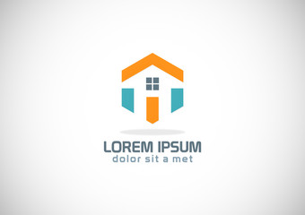 home realty company logo
