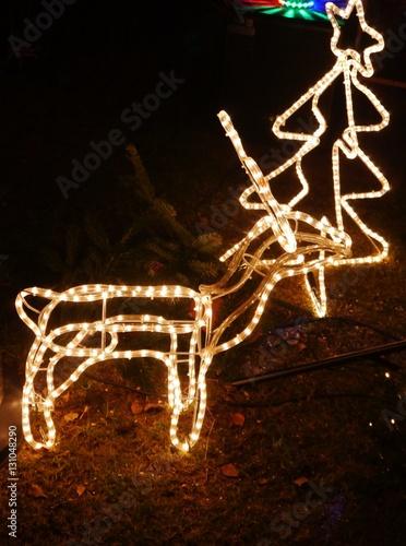 Leuchtfiguren zur weihnachtszeit immagini e fotografie for Leuchtfiguren