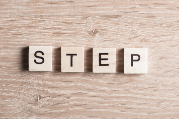 Take decision and make step