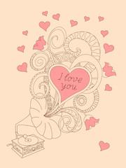 music love you