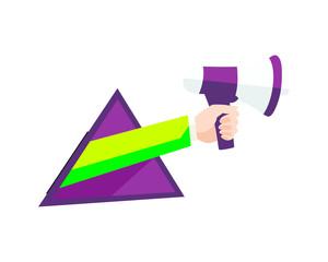 triangle amplifier