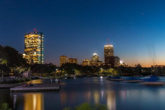 Boston Bay Area