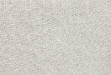 Close Up Background of White Cotton Texture