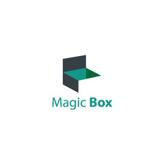 Magic Box Logo Design