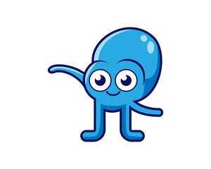 Cute Octopus