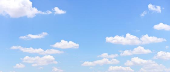 Keuken foto achterwand Hemel blue sky