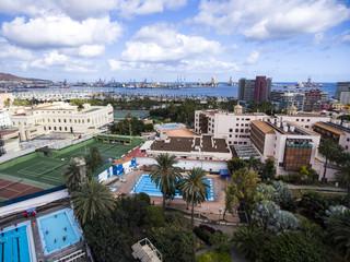 City of Las Palmas.