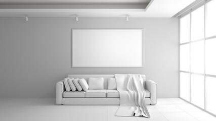 interior 3D rendering
