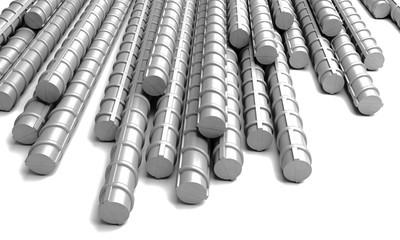 3d metal rebar