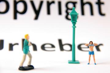 Fotografie und Urheberrechte