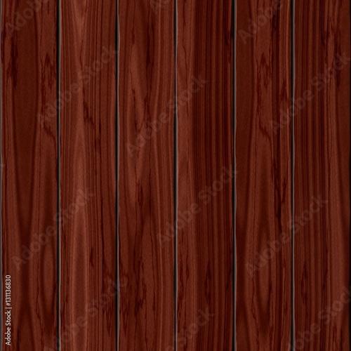 Burgundy Red Dark Wood Wooden Planks Fence Seamless 3d Pattern Design Texture