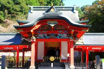 霧島神宮 拝殿
