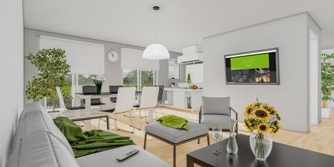 modernes Interior