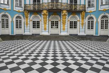 Pavilion Hermitage, Catherine Park,Tsarskoye Selo (Pushkin), Russia