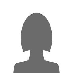 Avatar Frau - Silhouette