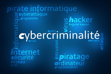 Nuage de Mots Cybercriminalité v2