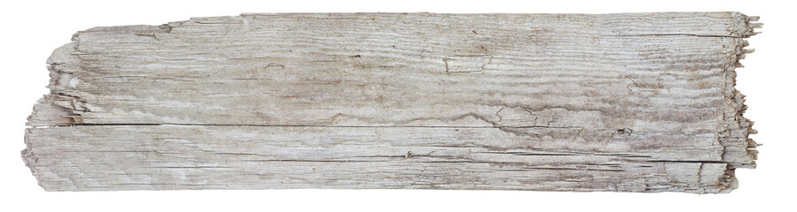 Driftwood plank/ blank sign Wall mural