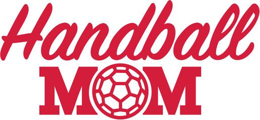 Handball Mom