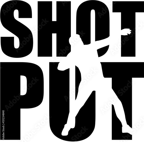 Image result for shot put logo