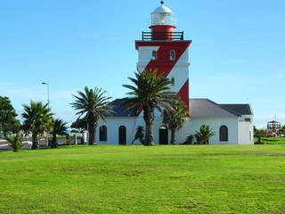 Green Point, South Africa, Sea and land