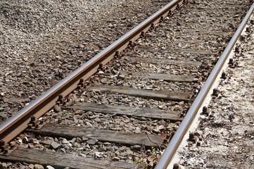 Railway - train track