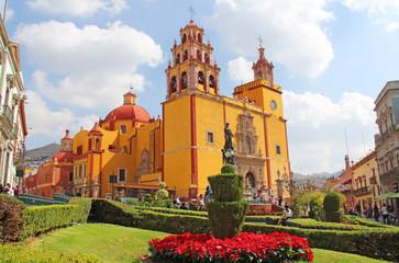 Basílica Colegiata de Nuestra Señora de Guanajuato Mexico
