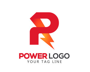 Power Logo Vector